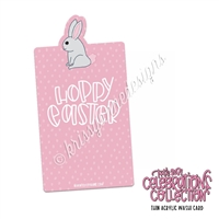 Washi Card - 2021 Easter