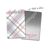 Personalized Rectangle Metal Washi Card - Autumn is Calling