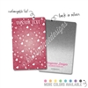 Personalized Rectangle Metal Washi Card - Sweeter Life