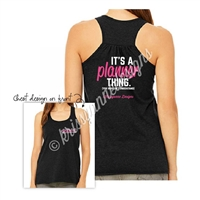 KADdict Wear - Black Planner Thing Tank