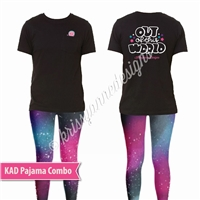 KADdict Wear - Out of This World Combo Set