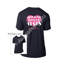 KADdict Wear - Deep in the Heart of Texas Shirt