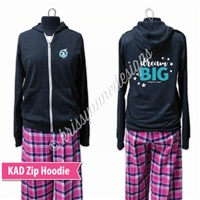 KADdict Wear - Dream BIG Hoodie