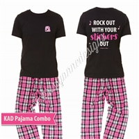 KADdict Wear - Rock Out Combo Set