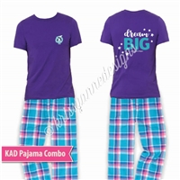 KADdict Wear - Dream BIG Combo Set