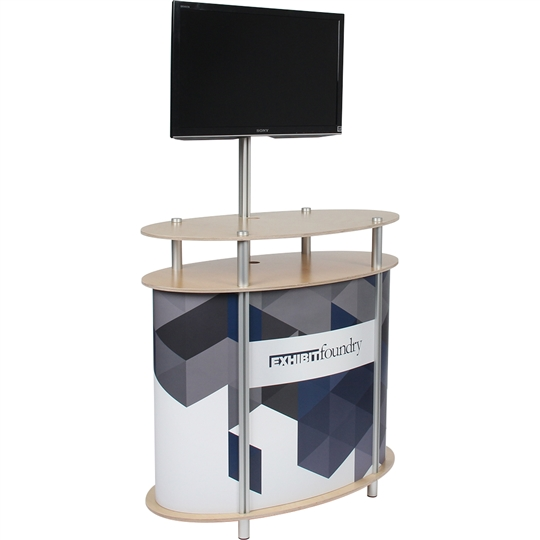 Ellipse Kiosk