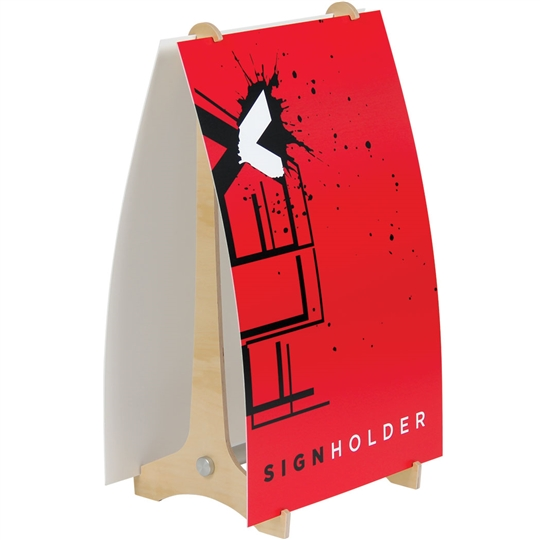 Flex Sign Holder 23x36