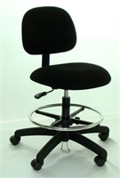 50-DF, Super Economy Bench Height ESD Chair