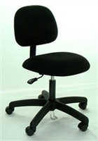 52-DF, Super Economy Desk Height ESD Chair