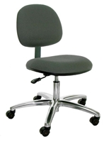 A47-FC, Economy Desk Height ESD Chair