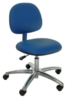 A47-VCON, Economy Desk Height ESD Chair