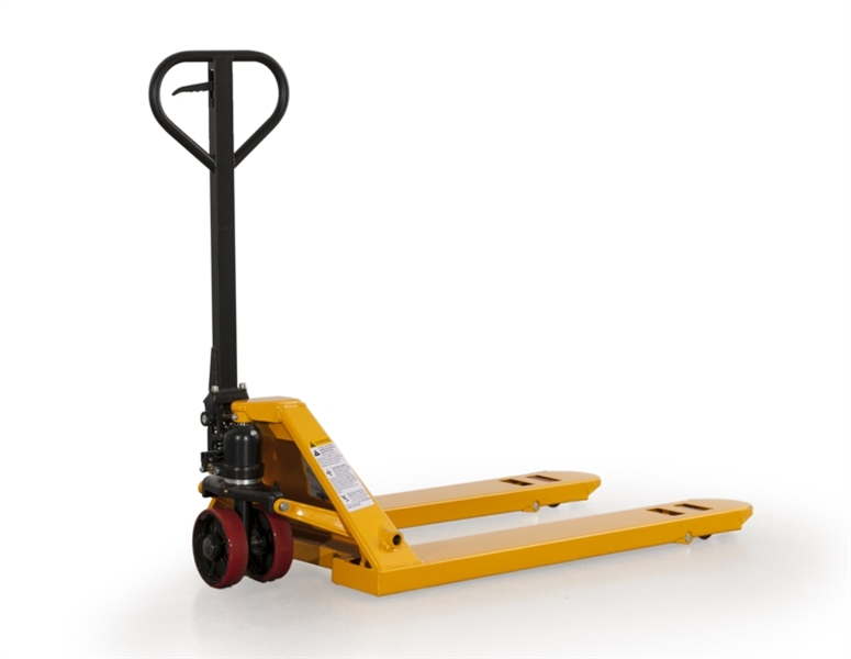 "Lift Rite Altra Pallet Jack - 20.5"" Wide x 48"" Long Forks - 5,500-lbs Capacity"