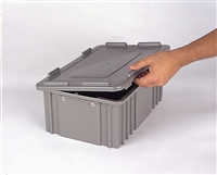 CDC1040 - Heavy Duty Solid Lid, Color Gray