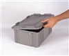 CDC3040 - Heavy Duty Solid Lid, Color Gray