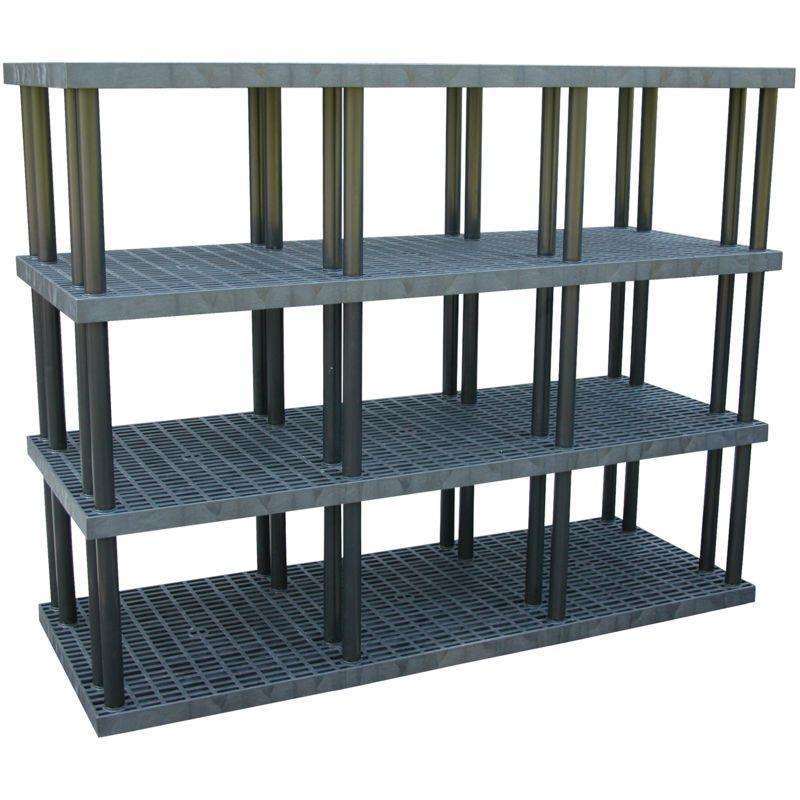plastic heavy duty shelving plastic stacking shelves rh dcgraves com heavy duty plastic shelf markers heavy duty plastic shelf