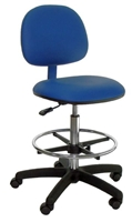 P45-VCON, Economy Bench Height ESD Chair