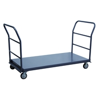 Series PK - Twin Handle Flush Deck Platform Truck