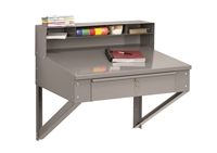 Wall Mount Shop Desk