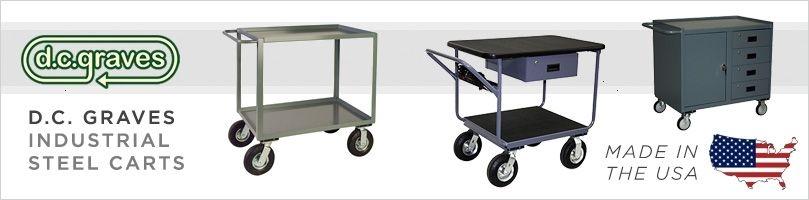 Heavy Duty Industrial Carts Steel Carts Welded Steel Carts