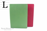 Clairefontaine Basic Life. Unplugged - Staplebound - 5.875 x 8.25 - Red & Green
