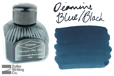 Diamine Blue Black (80ml)