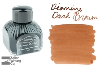 Diamine Dark Brown (80ml)