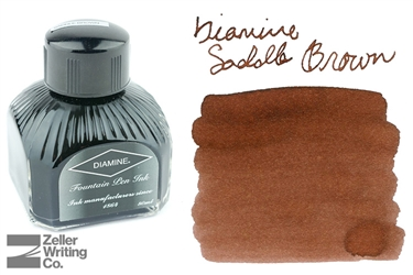 Diamine Saddle Brown (80ml)