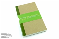 ForestChoice FSC Notebook 3-Pack - 5 x 8.25 - Lined