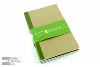ForestChoice FSC Notebook 3-Pack - 5 x 8.25 - Blank