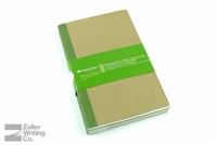 ForestChoice FSC Notebook 3-Pack - 5 x 8.25 - Graph