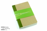 ForestChoice FSC Notebook 3-Pack - 3.5 x 5.5 - Graph