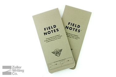 Field Notes 2-Pack - Front Page Reporter Notebooks