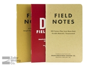 Field Notes 3-Pack - 10th Anniversary Edition