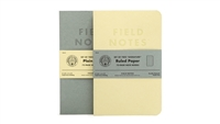 Field Notes 2-Pack - Signature - Plain