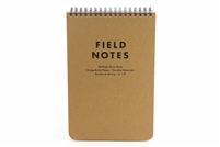 Field Notes Steno Book - 6in x 9in