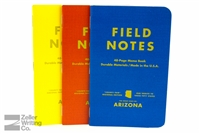 Field Notes 3-Pack - County Fair Edition - Arizona