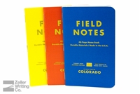 Field Notes 3-Pack - County Fair Edition - Colorado