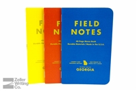 Field Notes 3-Pack - County Fair Edition - Georgia