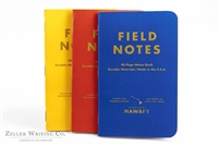 Field Notes 3-Pack - County Fair Edition - Hawaii