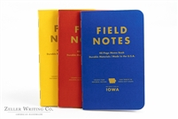 Field Notes 3-Pack - County Fair Edition - Iowa