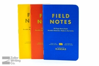 Field Notes 3-Pack - County Fair Edition - Kansas