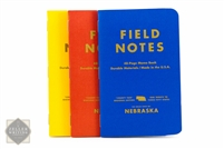 Field Notes 3-Pack - County Fair Edition - Nebraska
