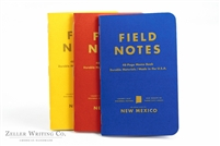 Field Notes 3-Pack - County Fair Edition - New Mexico