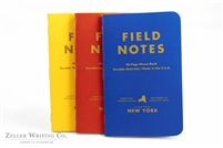 Field Notes 3-Pack - County Fair Edition - New York