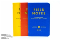 Field Notes 3-Pack - County Fair Edition - Ohio