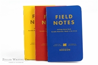 Field Notes 3-Pack - County Fair Edition - Oregon