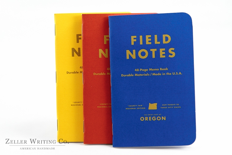 Field Notes County Fair Edition Oregon – Field Note