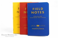 Field Notes 3-Pack - County Fair Edition - Pennsylvania