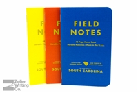Field Notes 3-Pack - County Fair Edition - South Carolina