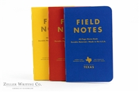 Field Notes 3-Pack - County Fair Edition - Texas